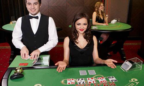 Live casinospel