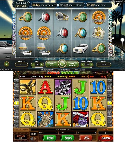 Klicka här och öppna konto på LeoVegas och börja spela utan bonusar i jackpotspel!