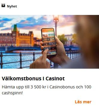 Klicka här för att hitta casino bonusar på Betsson!