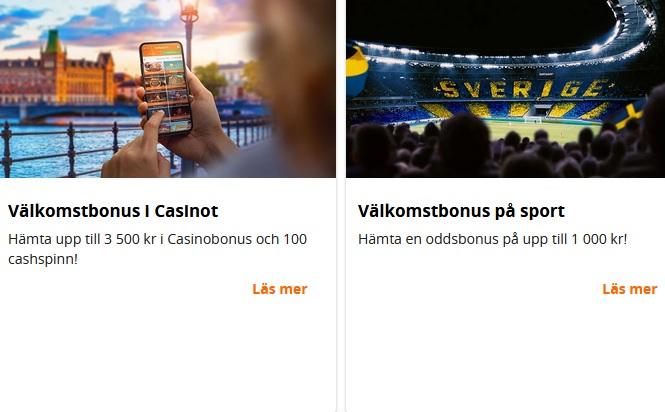Hämta casino bonus nu på Betsson utan misstag!