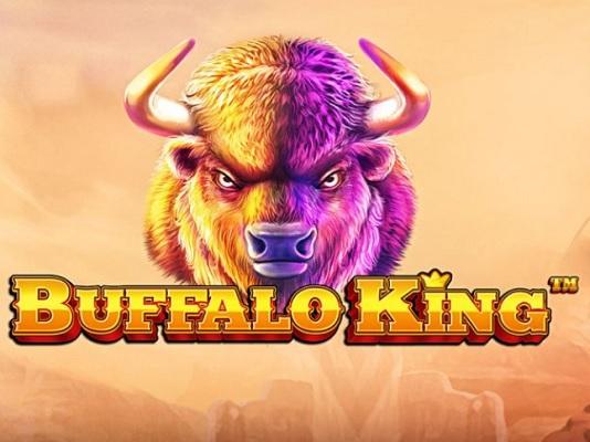 Veckans Spel på Rizk Casino är Buffalo King!