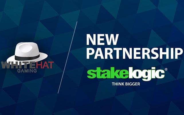 White Hat Gaming och Stakelogic samarbetar nu!